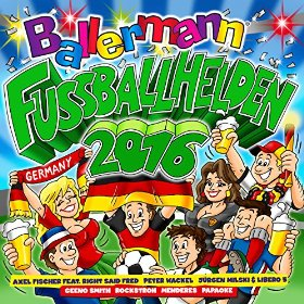 Ballermann Fussball Helden 2016