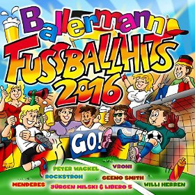 Ballermann Fussball Hits 2016