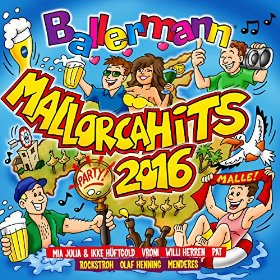 Ballermann Mallorca Hits 2016