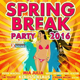 Spring Break Party 2016